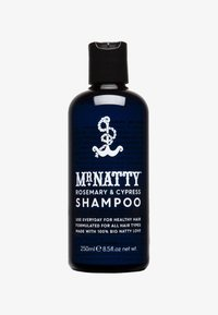 Mr Natty - ROSEMARY & CYPRESS SHAMPOO - Shampoo - - - 0