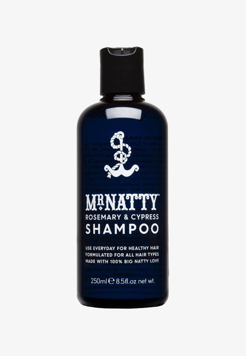 Mr Natty - ROSEMARY & CYPRESS SHAMPOO - Shampoo - -