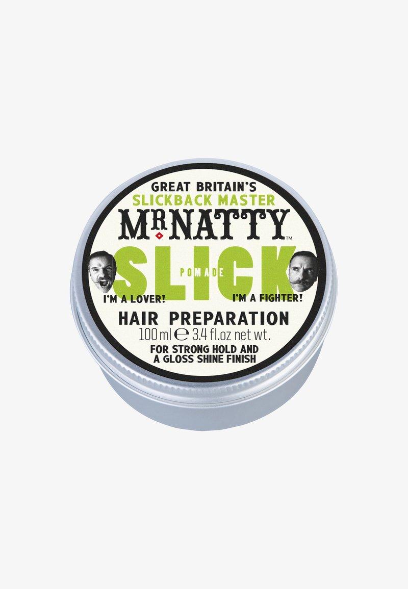 Mr Natty - SLICK POMADE HAIR PREPARATION - Styling - neutral