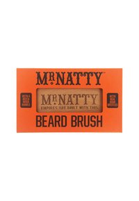 Mr Natty - BEARD BRUSH - BARTBÜRSTE - Børste - - - 1