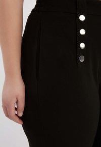 MS Mode - Pantalon classique - black - 3