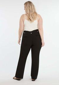 MS Mode - Pantalon classique - black - 2