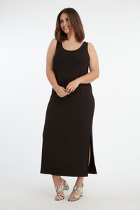 MS Mode - Maxi-jurk - black - 4