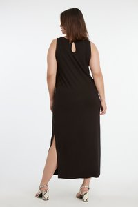 MS Mode - Maxi-jurk - black - 3