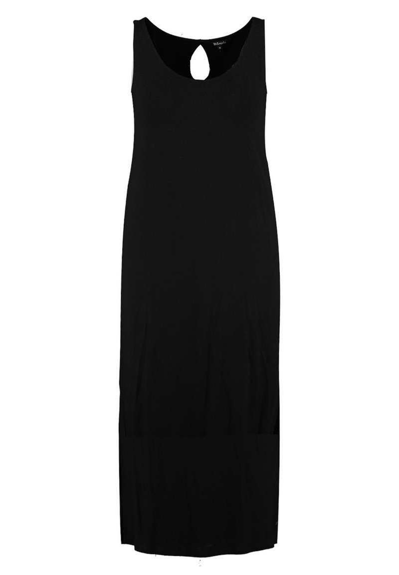MS Mode - Maxi-jurk - black