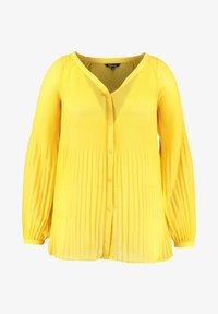 MS Mode - Blouse - yellow - 4