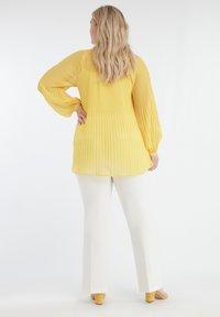 MS Mode - Blouse - yellow - 2