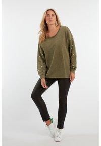 MS Mode - Pullover - green - 1