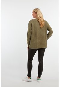 MS Mode - Pullover - green - 2