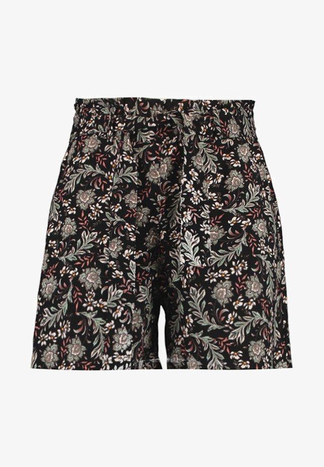 Shorts - multi black-white
