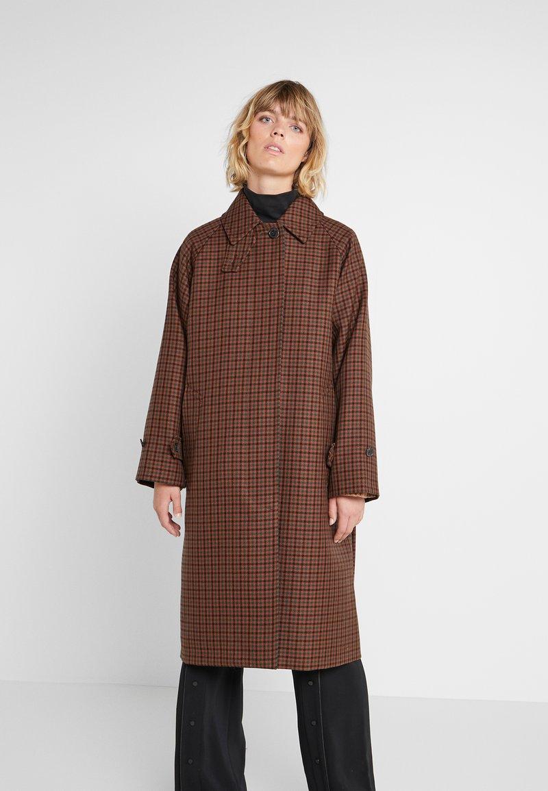 Mackintosh - BLACK RIDGE COAT - Trench - brown