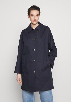 RORA WATER AND WIND PROOF - Manteau classique - navy