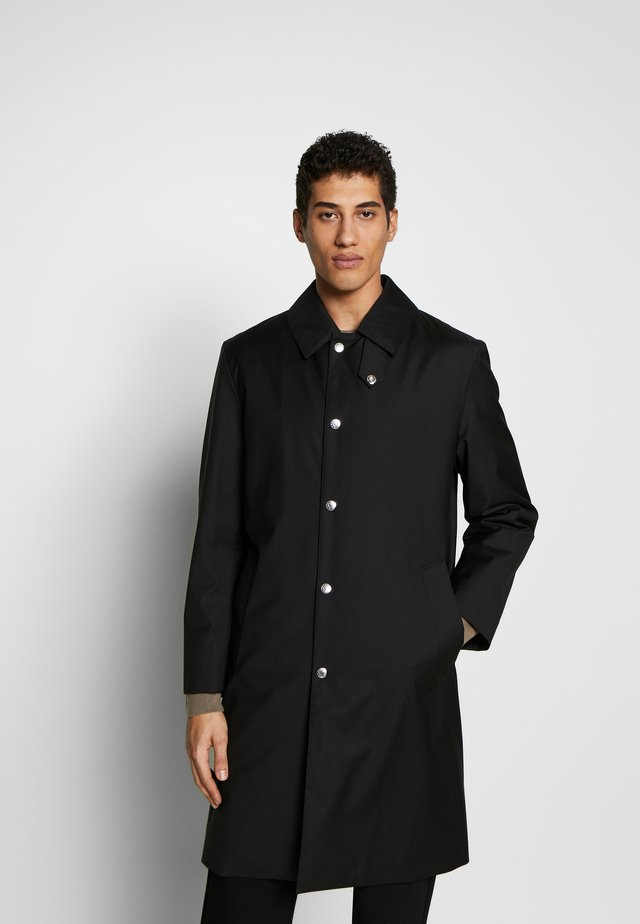 DUNKELD  - Down coat - black