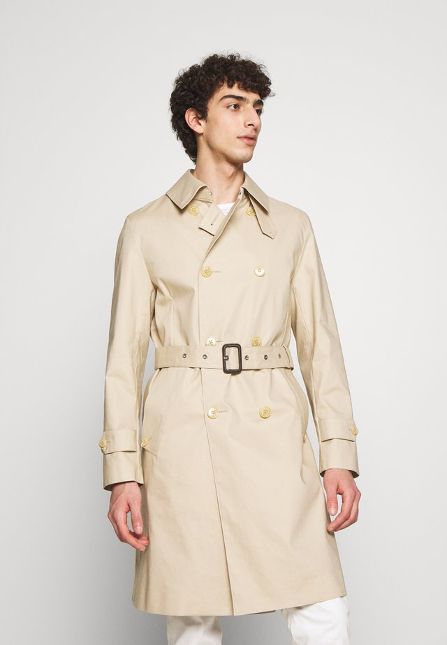 MONKTON - Trenchcoat - putty