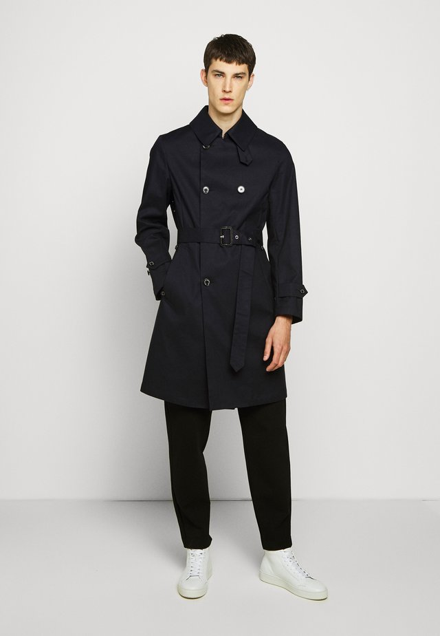 MONKTON - Trenchcoat - navy