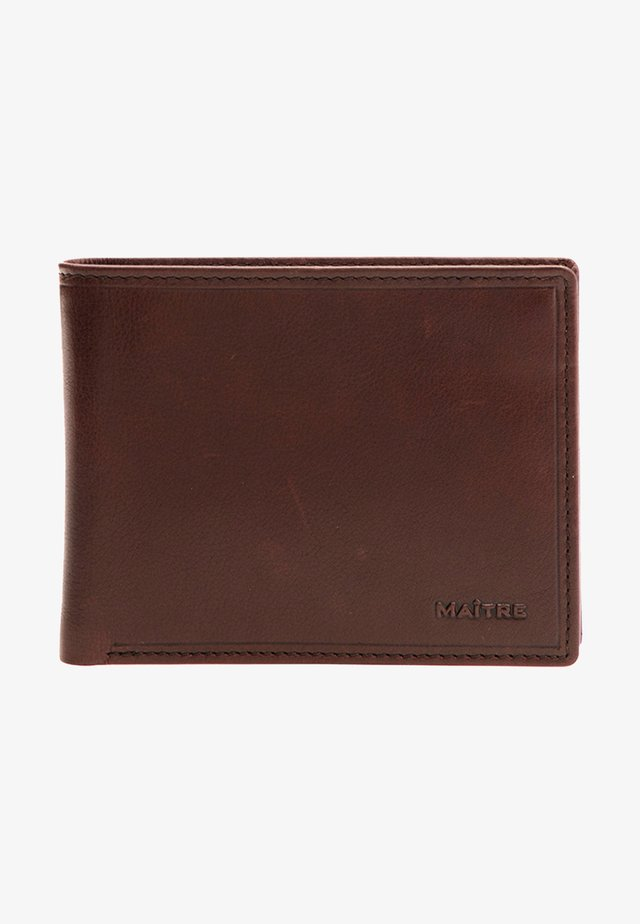 GRUMBACH GALBERT   - Wallet - darkbrown
