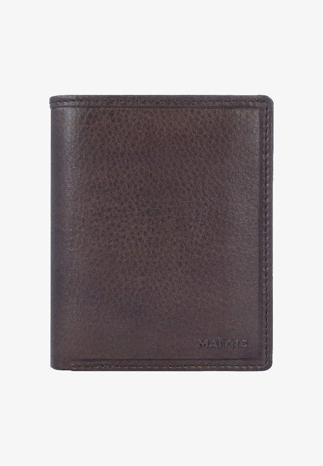 GRUMBACH HAINER - Wallet - dark brown