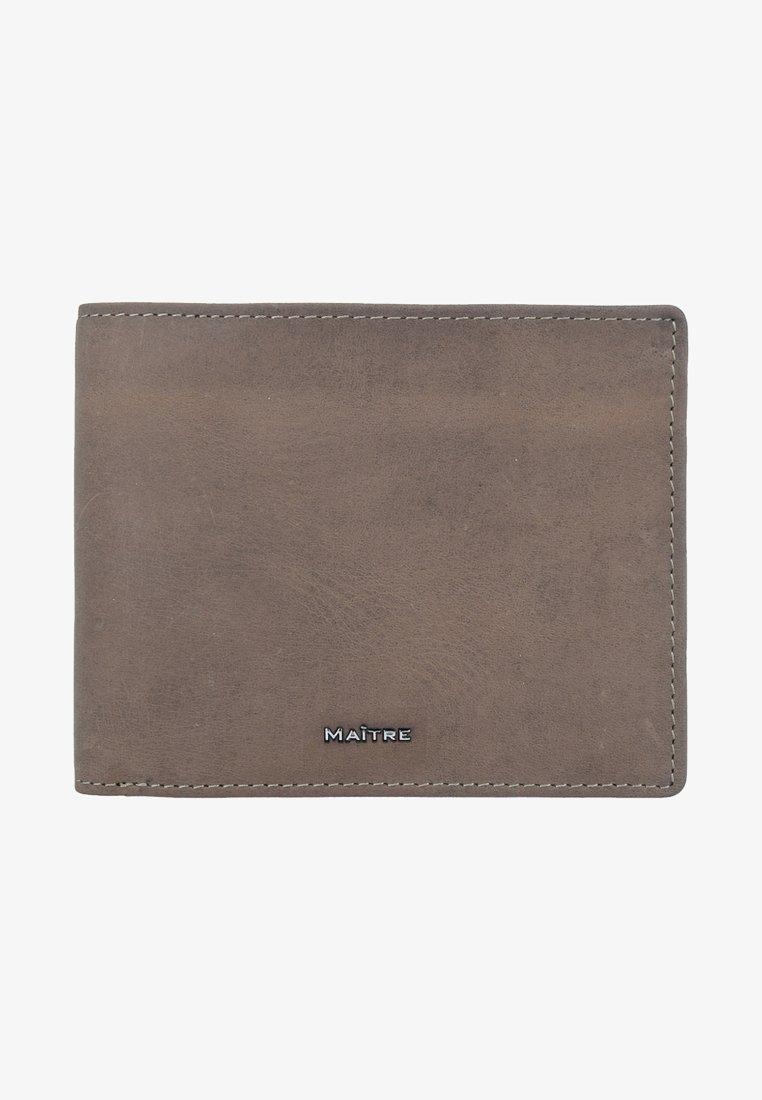 Maître - KELLENBACH  - Wallet - light brown