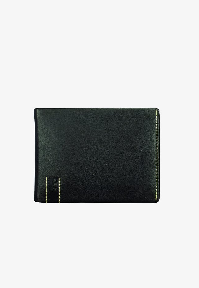 SMU - Wallet - dark brown