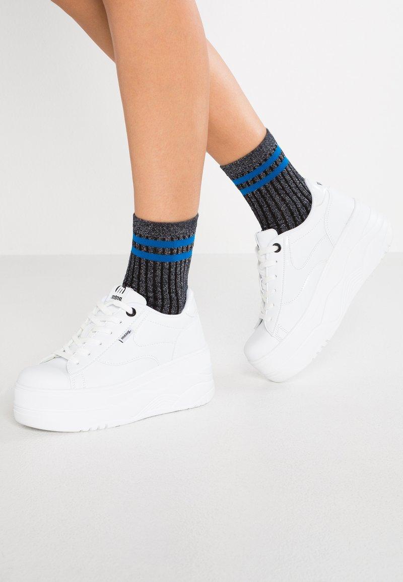 mtng - TOP - Sneakers basse - blanco