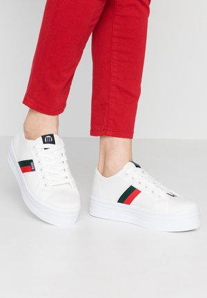 MEGA - Sneakers basse - blanco