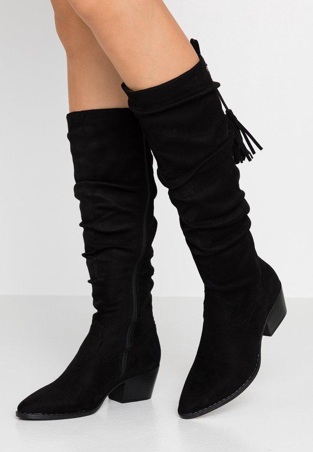 NEW OEST - Støvler - black