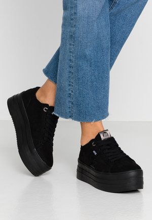 TEA - Sneakers - black