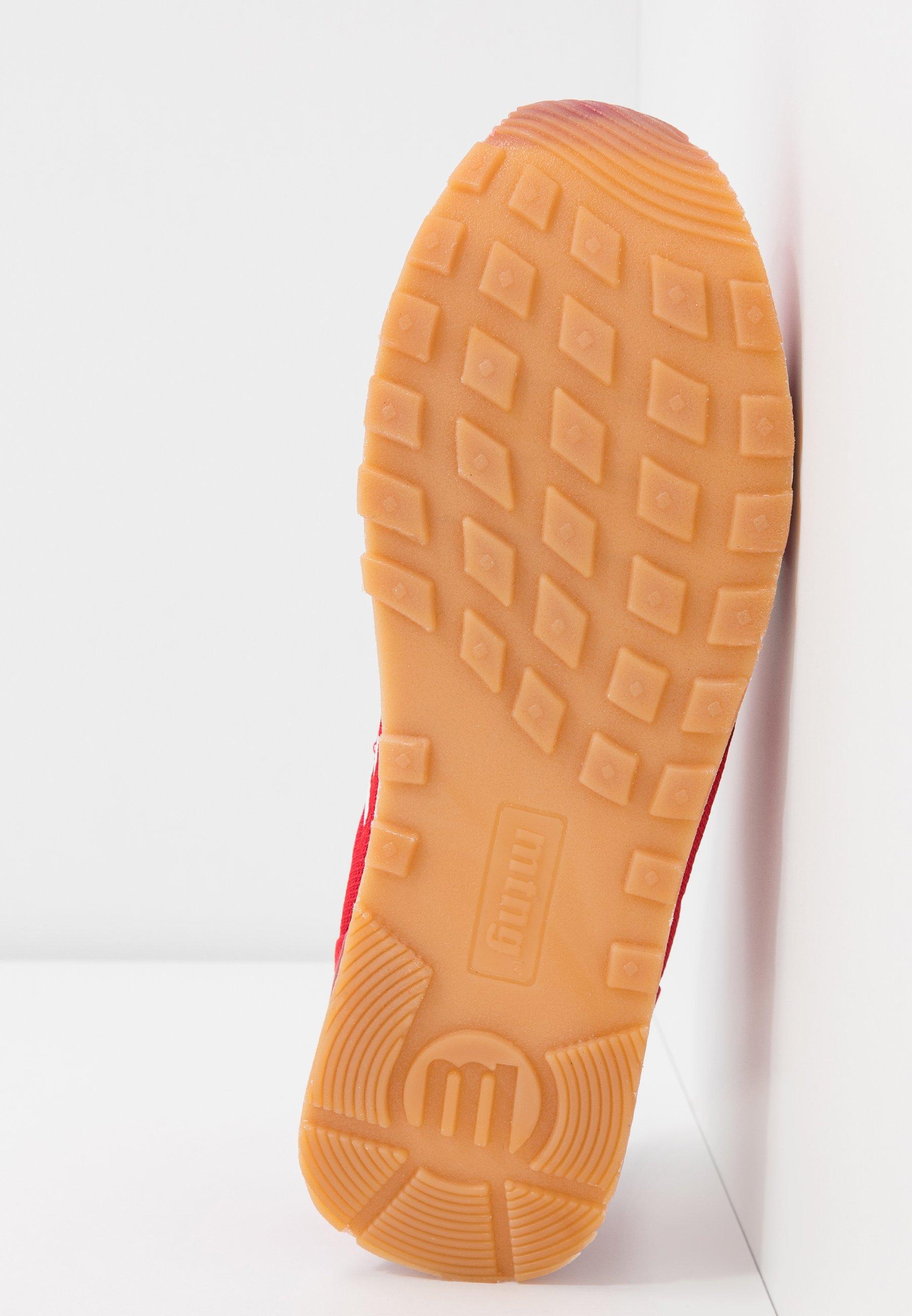 mtng JOGGO - Sneakersy niskie - soft red