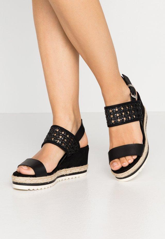 EDEN - Loafers - black