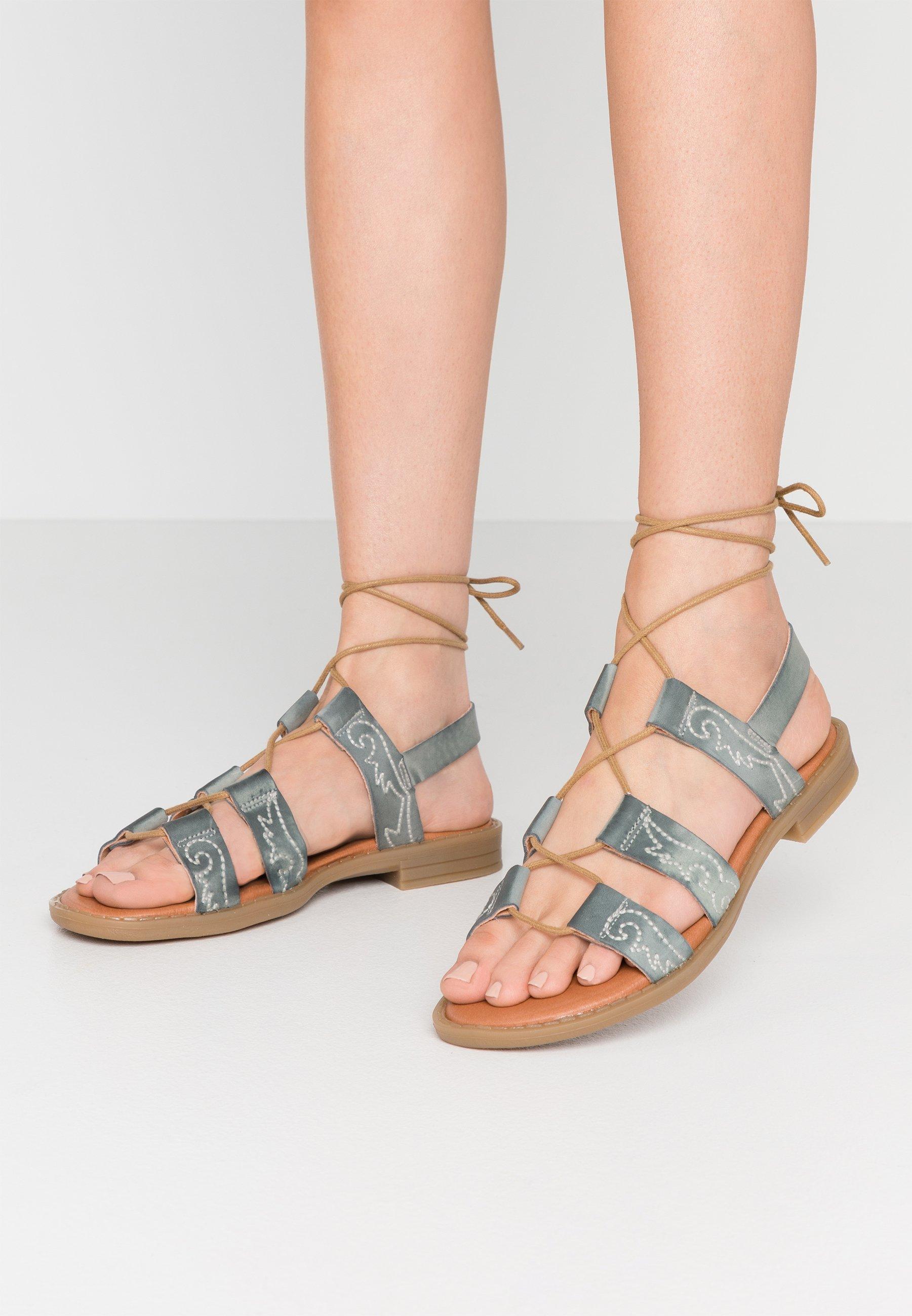 Sandalias Verdes de mujer | Comprar colección para mujer en