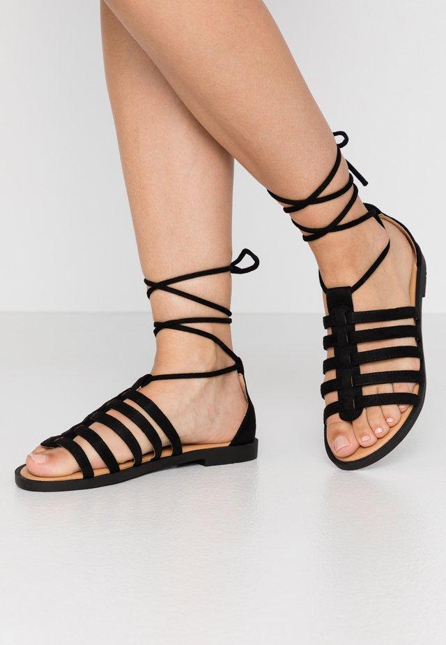 PALMIRA - Sandals - black