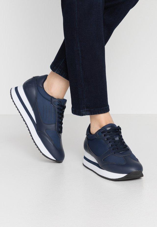 CARROT - Sneakers basse - yoda marino