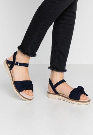 DAMAS - Sandals - antil marino