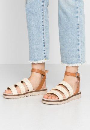 DAMAS - Sandals - white blanco
