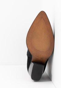 mtng - CENTA - Cowboy/Biker boots - black - 6