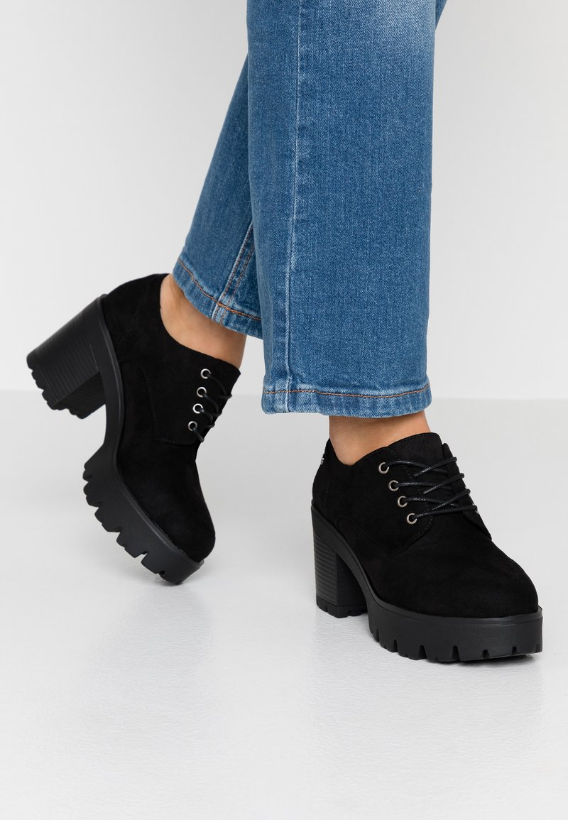 mtng - SABA - Ankle boots - antil black