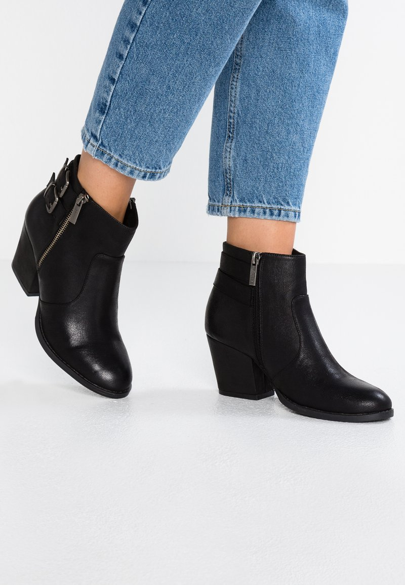 mtng - NEW WEST - Ankle boots - karma black