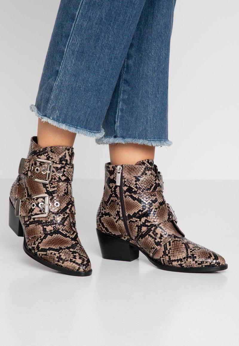 mtng - NEW OEST - Cowboystøvletter - teja