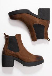 mtng - ERIS - Ankle boots - moka - 3