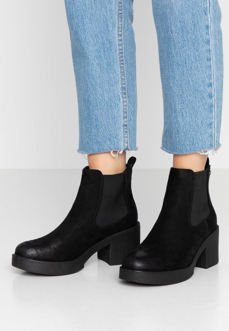 mtng - ERIS - Ankle boots - black
