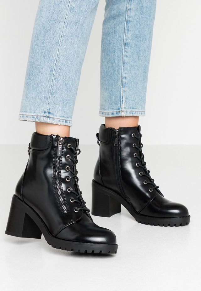 MAYA - Veterboots - black