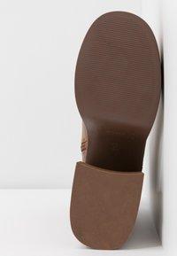 mtng - SETENTA - Kotníková obuv na vysokém podpatku - god - 6