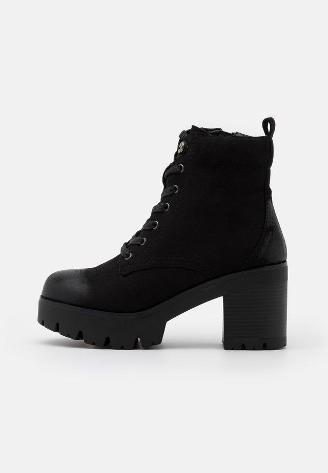 SABA - Ankelboots - black