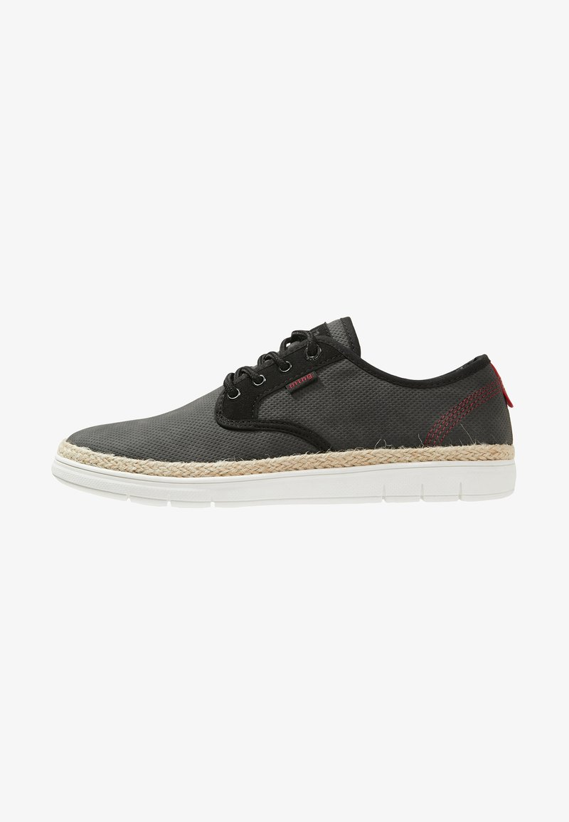 mtng - NEW BAMBU - Zapatos con cordones - black