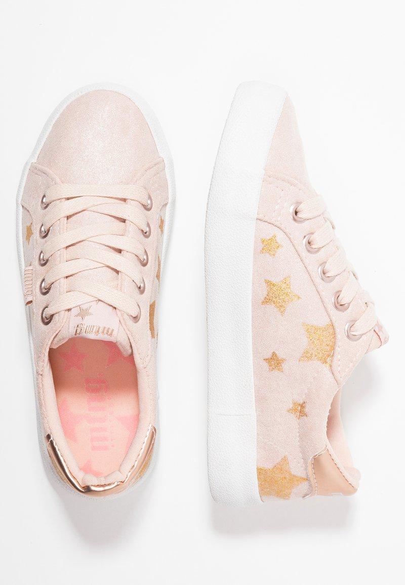 mtng - BAKOR - Sneakers laag - platino/rosa/nude