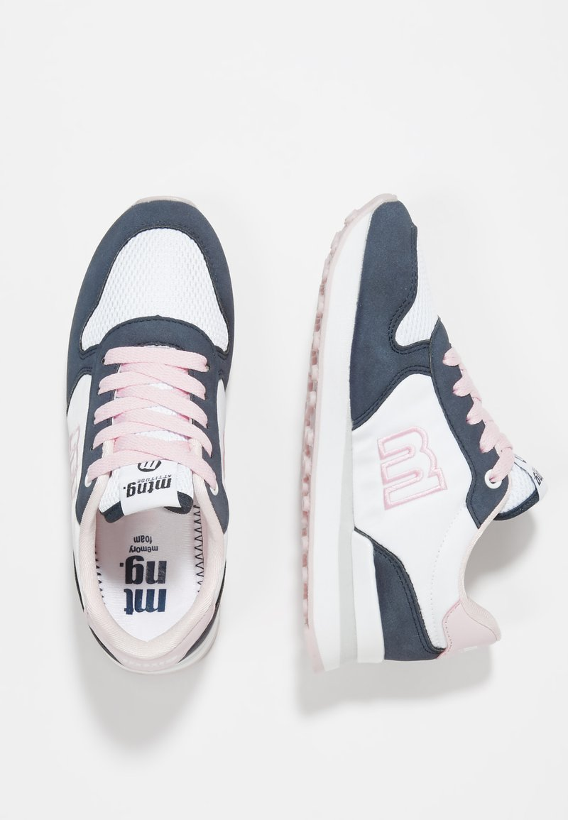 mtng - MOON - Sneakers - pila marino/blanco/action pu rosa