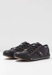 Mustang - Sneakers basse - graphit - 4