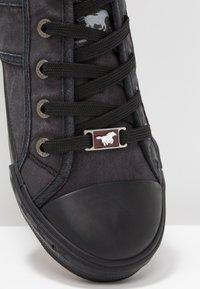Mustang - Sneakers basse - graphit - 3
