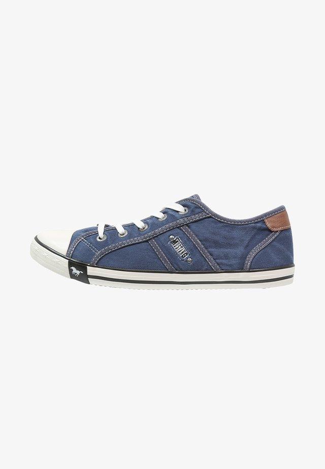 Sneakers - jeansblau