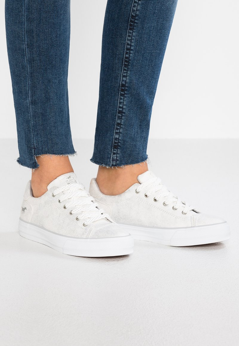 Mustang - Sneakers basse - offwhite